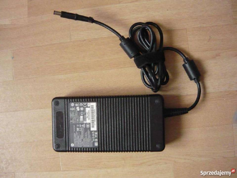 Zasilacz HP 19,5V 11,8A 230W HSTNN DA12 PIN do laptopa spraw