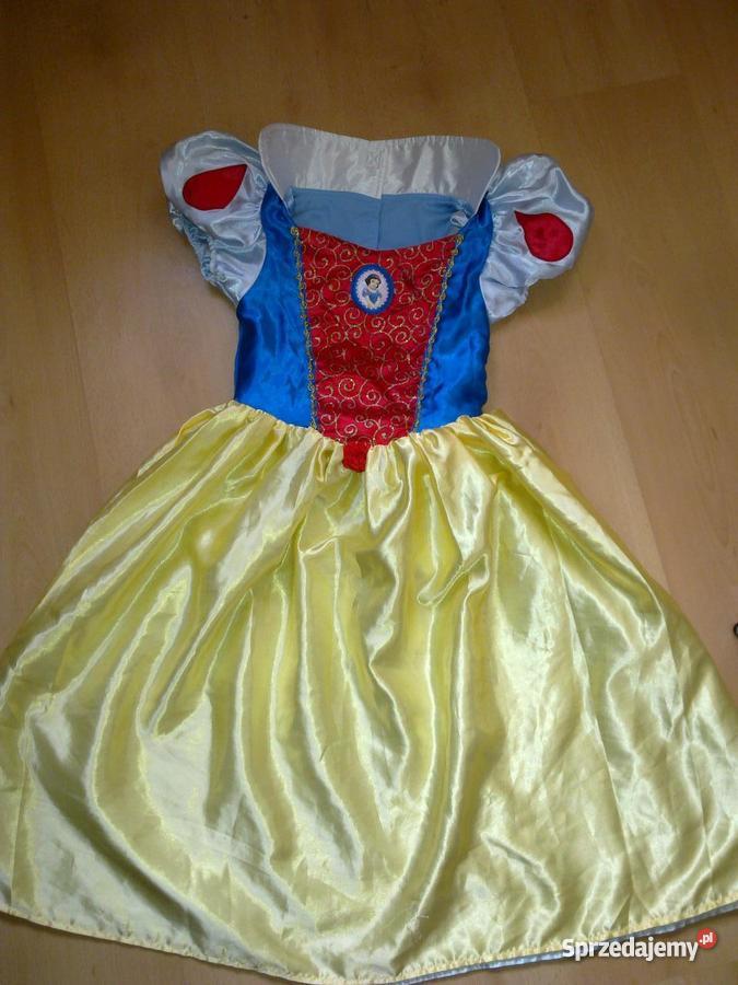 5088a2e09f Strój karnawałowy Barbie Princess sukienka dwust dziewczynka Jaworzno