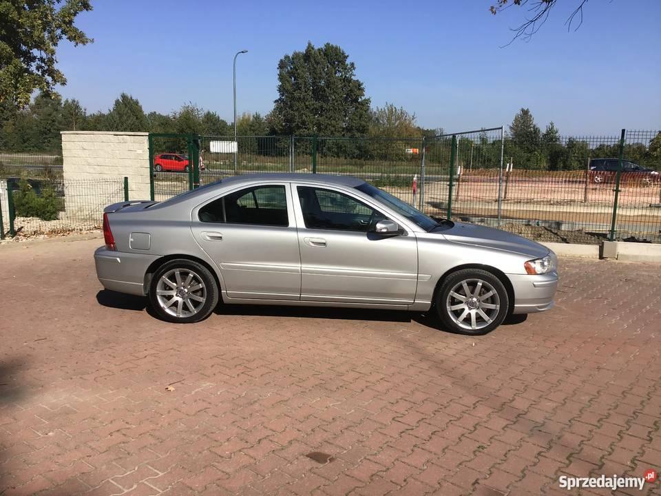 Volvo S60 D5 24 Diesel MR05 Diament Getr ABS Warszawa