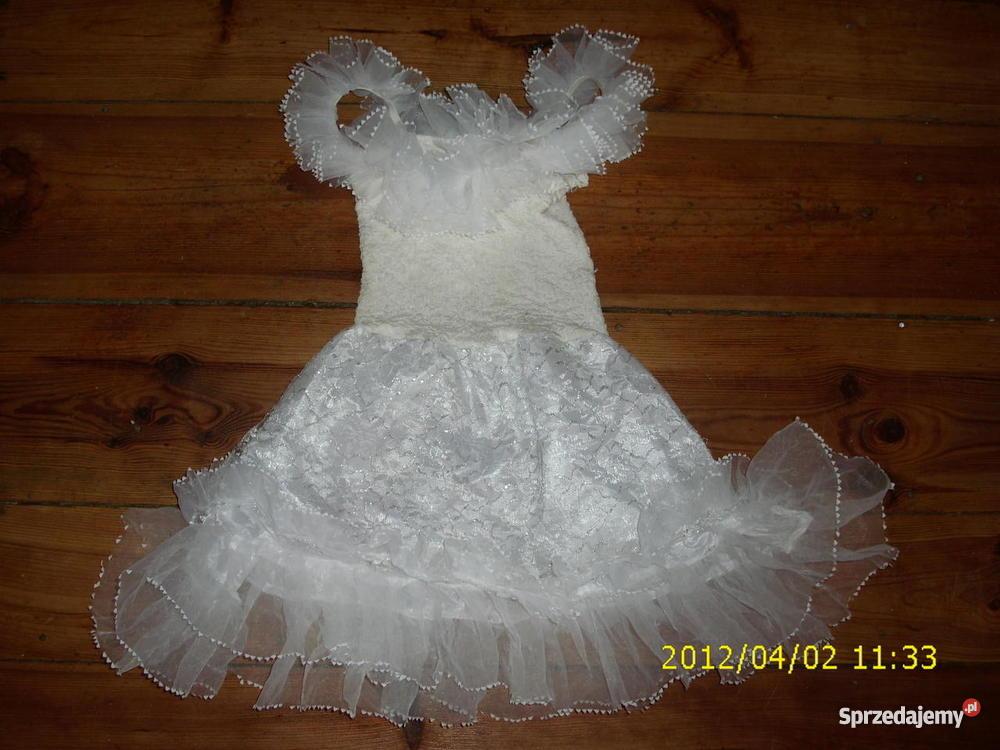 74b5193fe5 balowa sukienka 98 do 104 - Sprzedajemy.pl