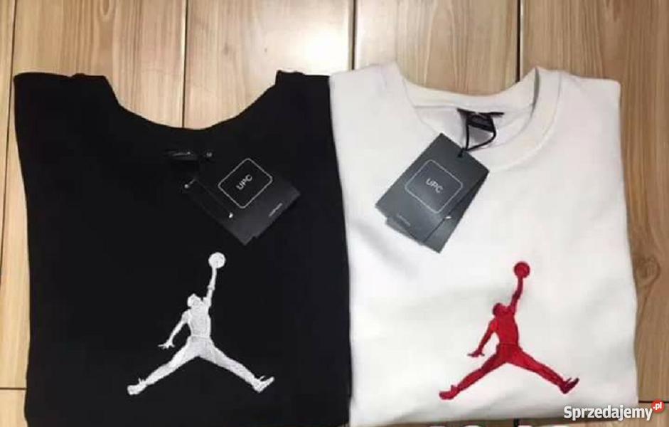 zamówienie online świetne ceny kupować nowe Czarna Bluza Jordan NOWA męska rozmiar L