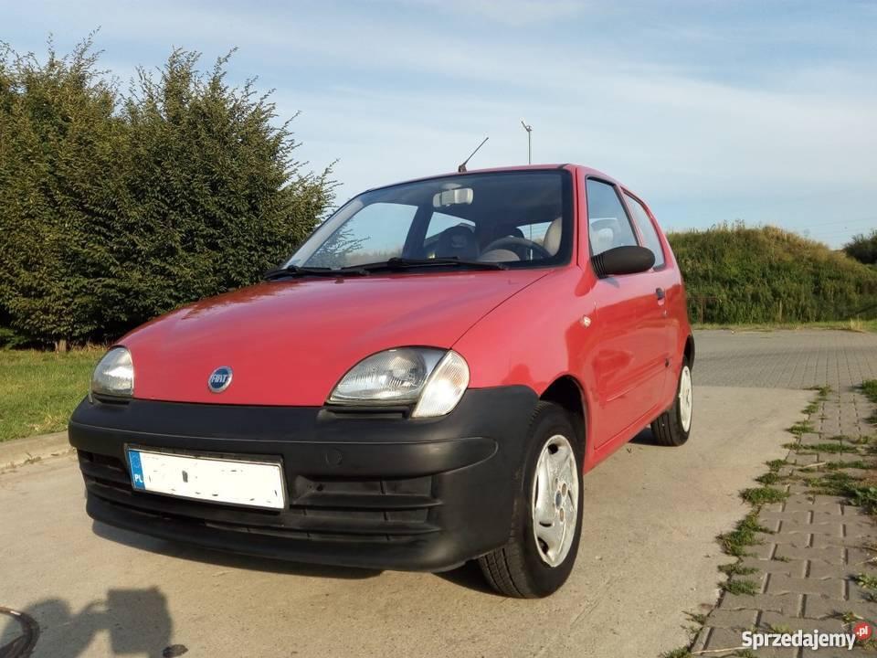 Fiat Seicento 1100cm3 Gorzów Wielkopolski sprzedam