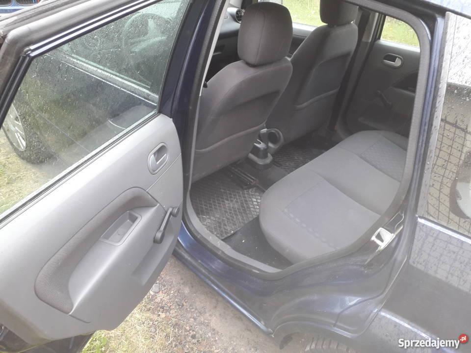 Ford Fiesta Mk6 14 Okazja Zadbana małopolskie Myślenice