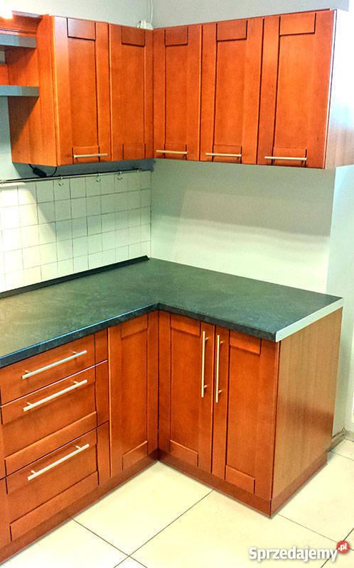 meble kuchenne wyprzedaż ekspozycji jelenia g243ra