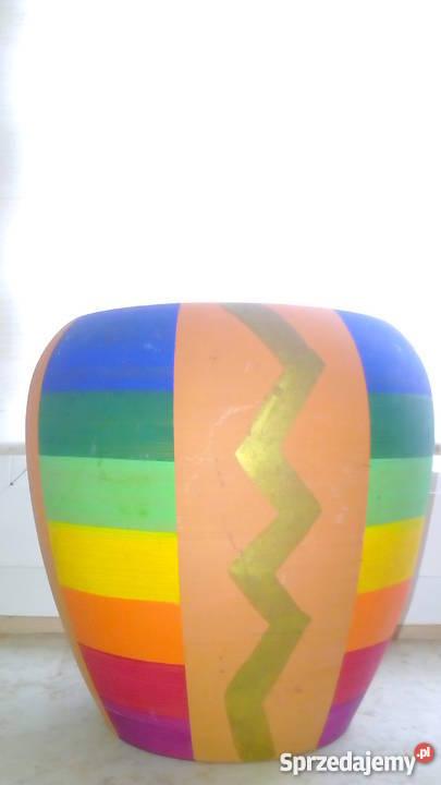Wazon Kolorowe Wzory Ikea