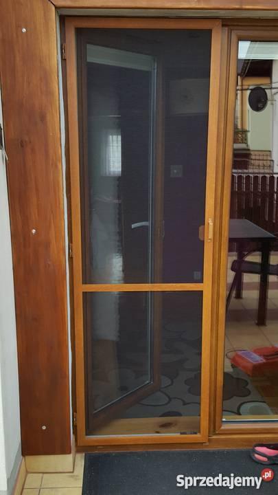 Moskitiera Drzwiowa Balkonowa Drzwi Moskitiera