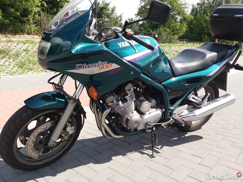 Yamaha Xj 900 Lublin - Sprzedajemy.pl