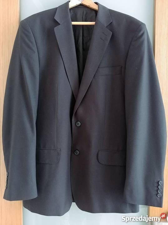 53232e69744de garnitur w paski - Sprzedajemy.pl