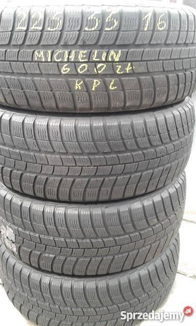 2255516 Michelin Opony Zimowe Używane Warszawa Sprzedajemypl