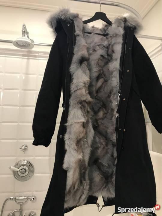 sprzedam kurtka parka zimowa xxl damska
