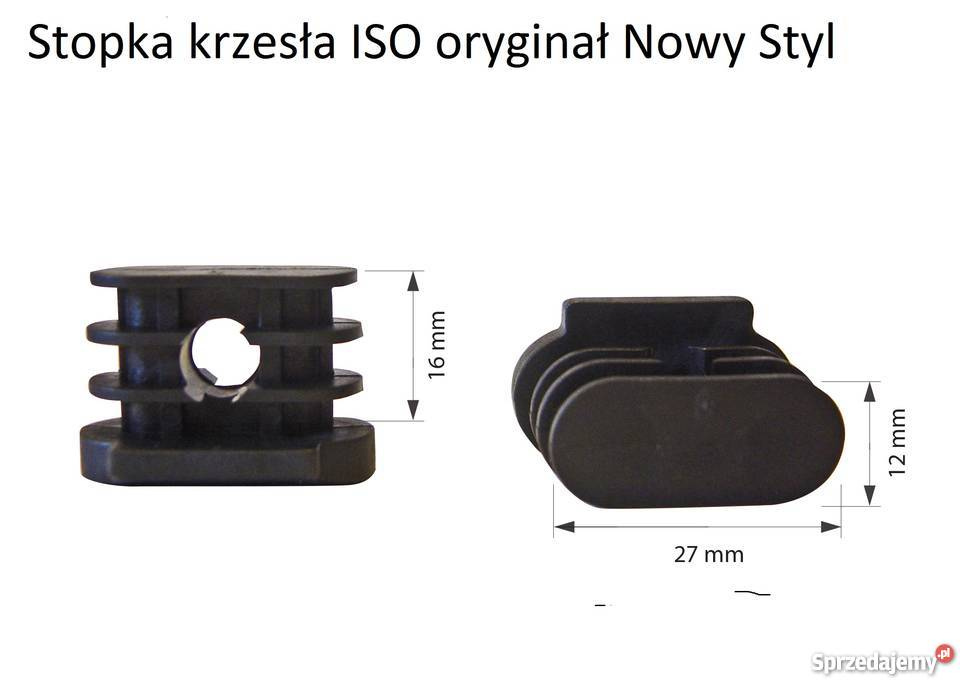 Kółka 50 mm miękkie 10 11 mm do foteli biurowych