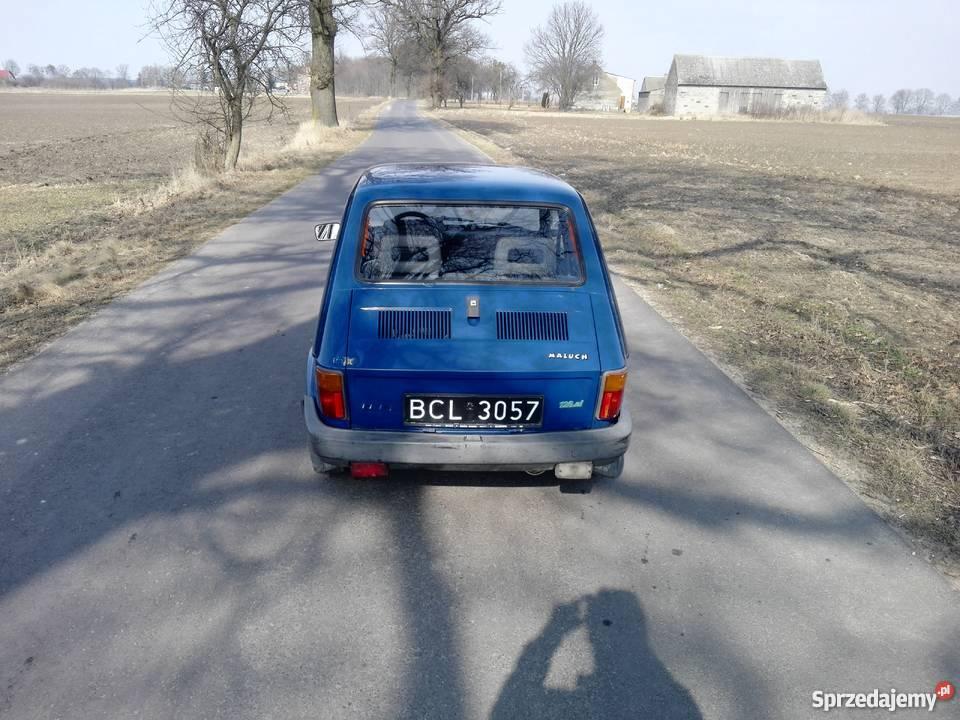 Fiat 126p 24KM
