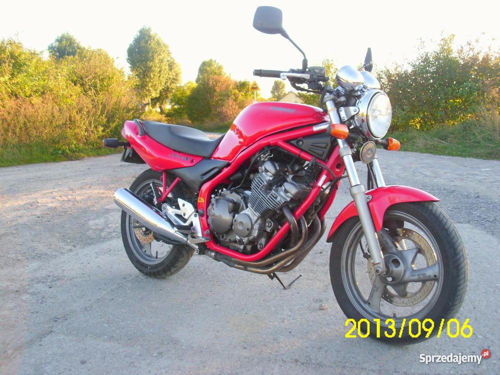 Yamaha XJ 600 N - Sprzedajemy.pl