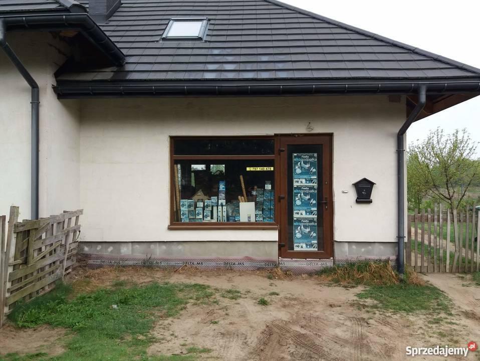 Sprzedam dom Legionowo Jabłonna Jagiełłońska siatka