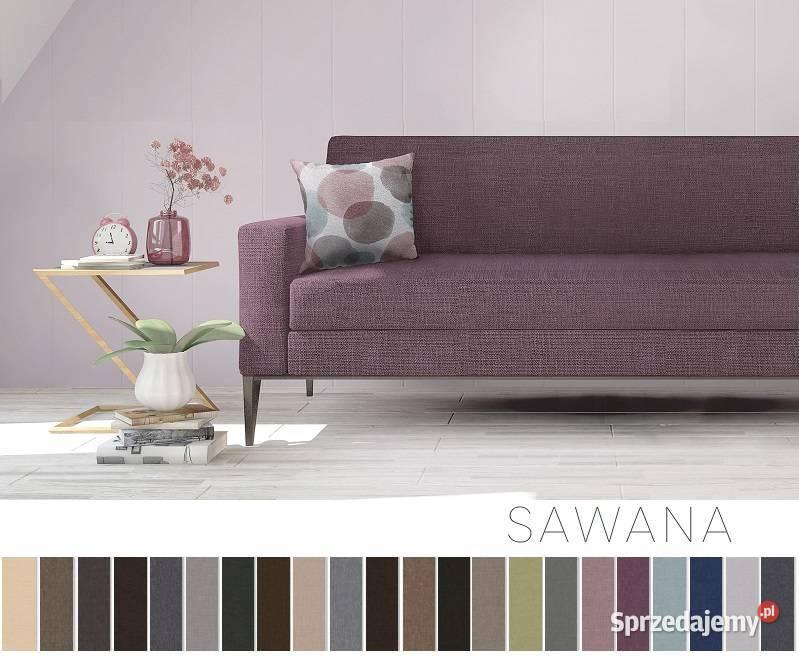 Sawana, tkanina obiciowa, tapicerska, meblowa