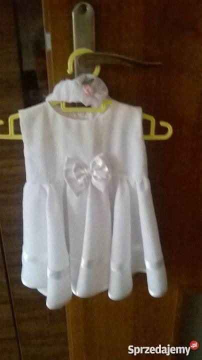 8cd5463510 sukienka do chrztu z bolerkiem Poznań - Sprzedajemy.pl