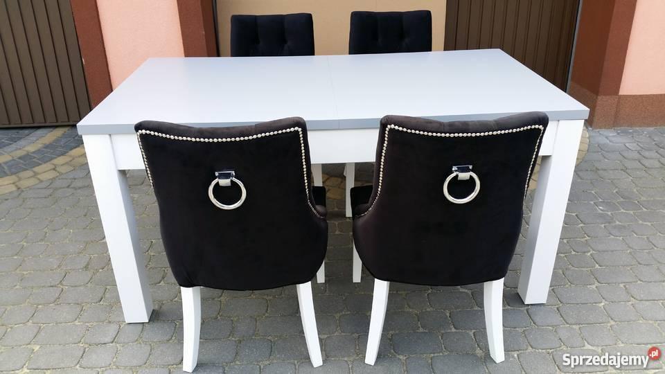 Krzesło chesterfield z kołatką pinezkami lubelskie Lublin