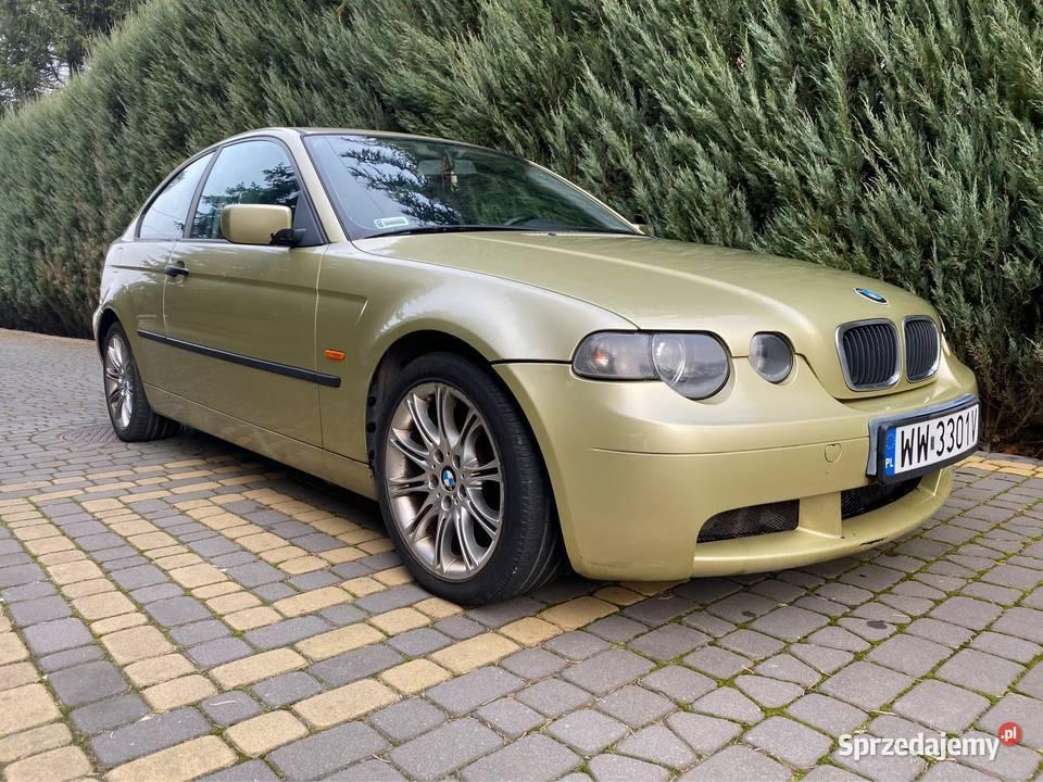 BMW e46 compact M-pakiet