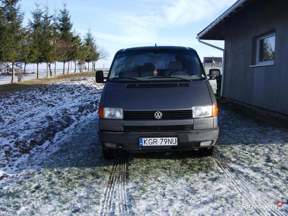 Belle Volkswagen Transporter T4 Syncro - Sprzedajemy.pl BH-72