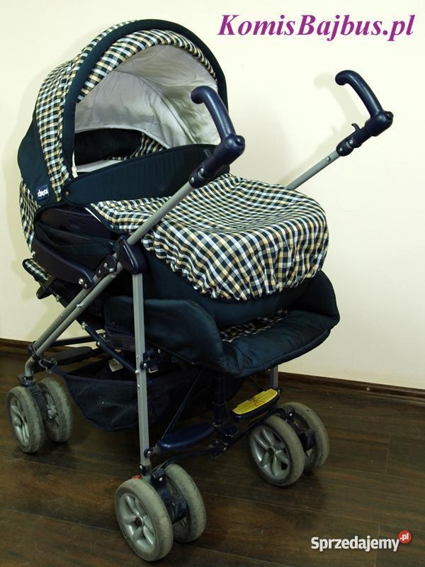 Wózek dziecięcy Trio Evolution Enjoy Chicco Poznań sprzedam