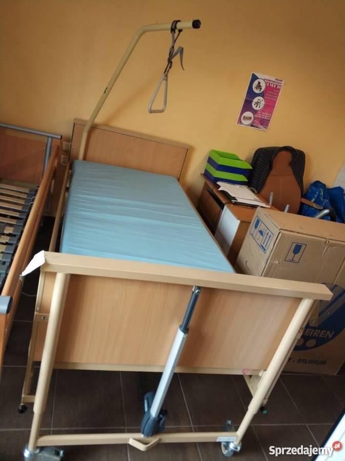 łóżko Rehabilitacyjne Elektryczne Na Pilota Wypożyczalnia