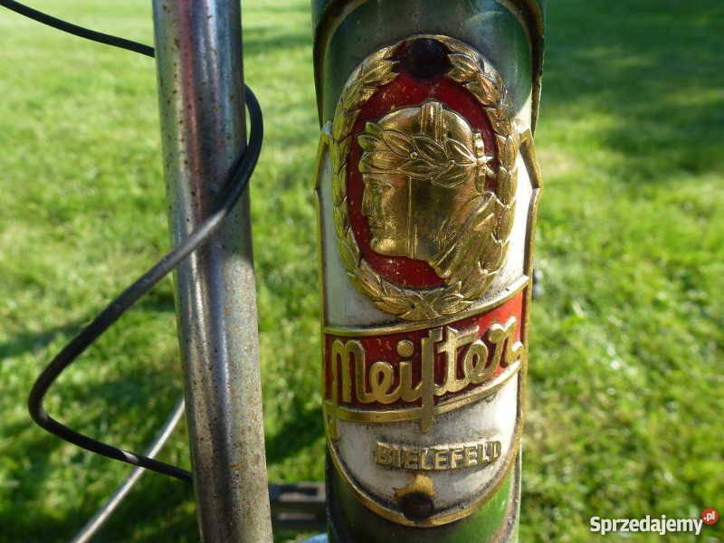 Niemiecki zabytek Meifter 100 oryginał z 1958r