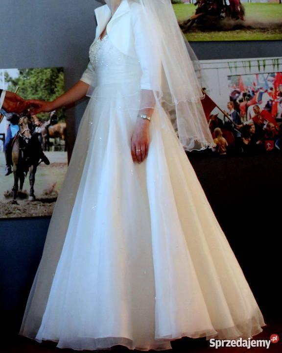 Sprzedam Suknie ślubną Włocławek Sprzedajemypl