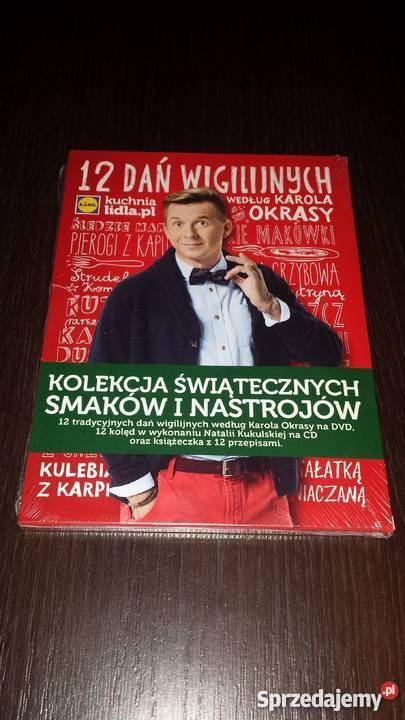 Kolekcja Świątecznych smaków i nastrojów DVDCD religijna Płyty i kasety Katowice