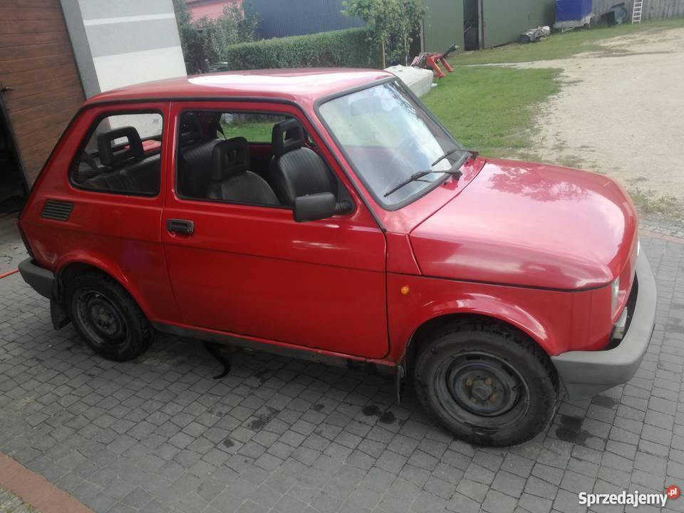 Fiat 126p Maluch 1999 r Szepietowo