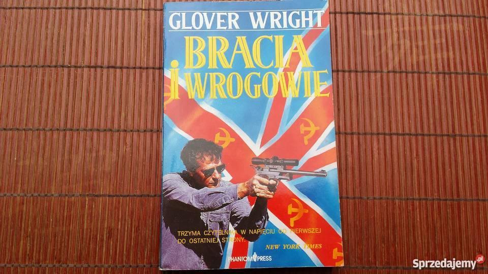 Książka Glover Wright Bracia i wrogowie mazowieckie Warszawa