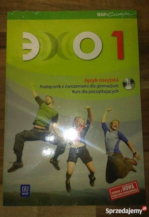 język rosyjski dla początkujących podręcznik