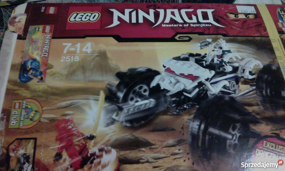 Lego klocki Ninjago Warszawa