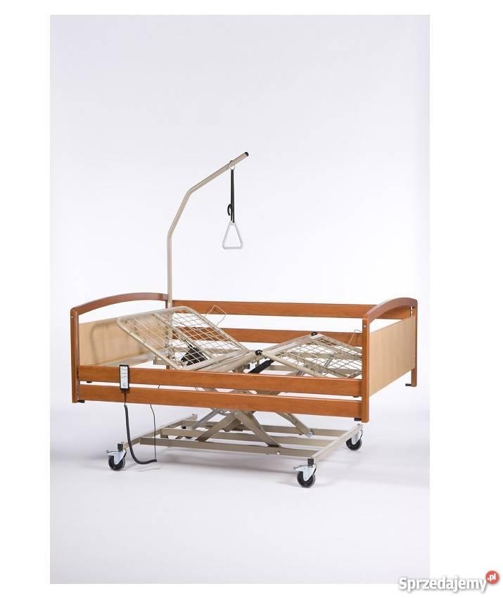 Modernistyczne łóżko używane poznań - Sprzedajemy.pl DC75