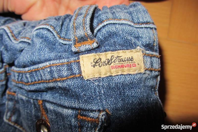 Levisspódnica jeans mini 9298104 z falbanką Rozmiar 98 łódzkie Łódź