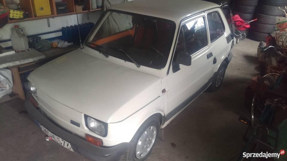Fiat 126p 650cm3 Lubomia