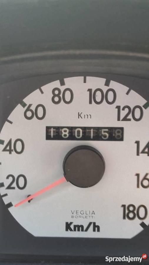 Fiat Seicento Young 2000r pojemność 900 180400km