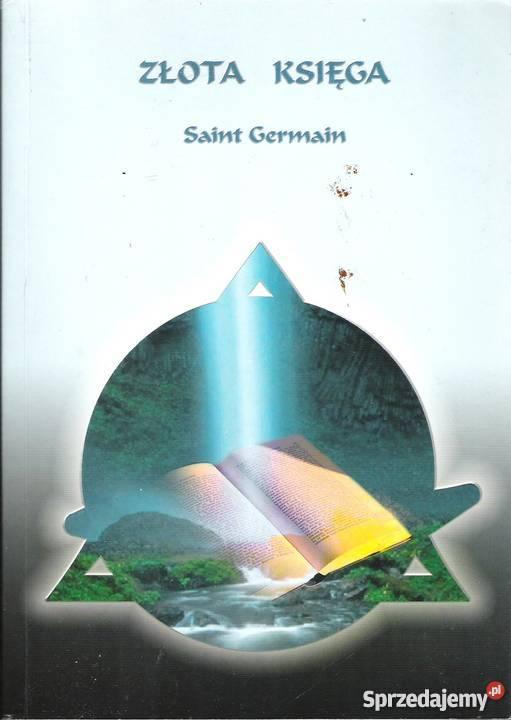 Złota Księga - Saint Germain.