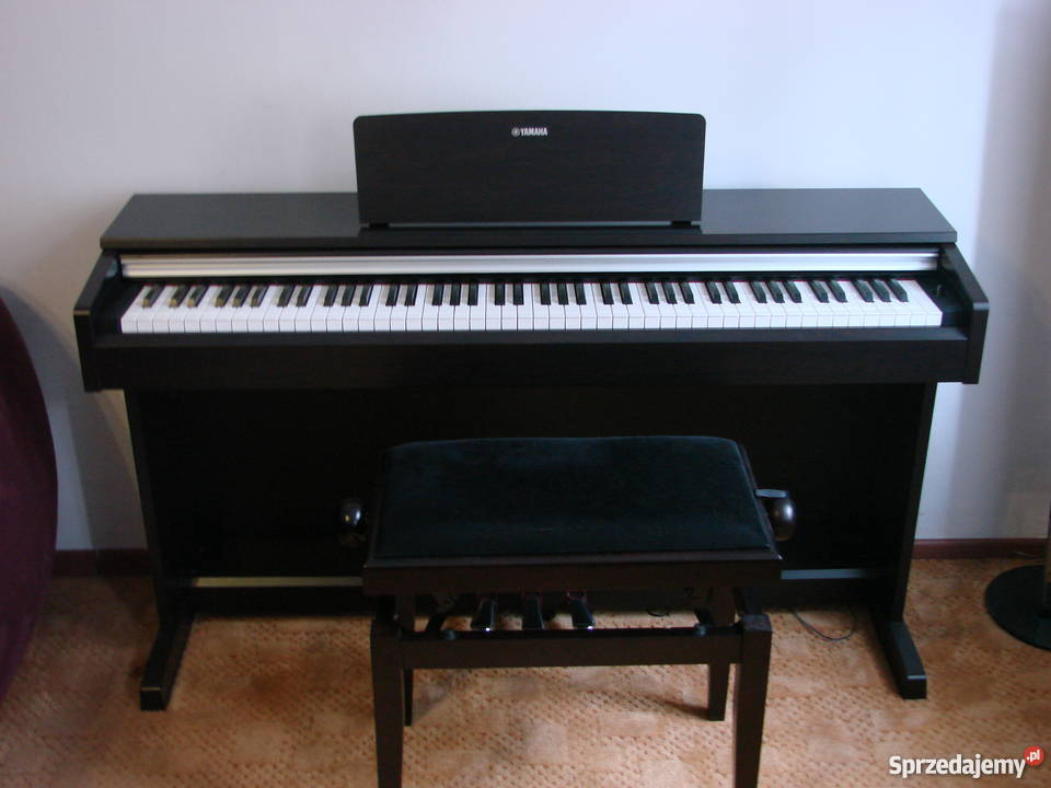 pianino cyfrowe yamaha ydp 142 arius siedzisko katowice. Black Bedroom Furniture Sets. Home Design Ideas