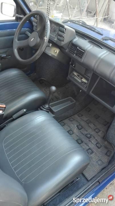Sprzedam Fiat 126P 1999 r Maluch sprawny kupiony w polskim salonie 126 Pyskowice
