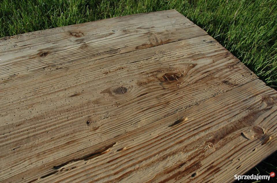 Zrobię blaty drewniane ze starego drewna Meble