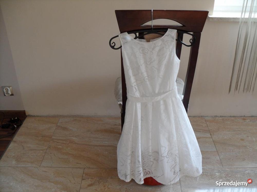 57d761fa28 Sukienka dziewczynki 134 Sukienki i spódniczki Gdynia