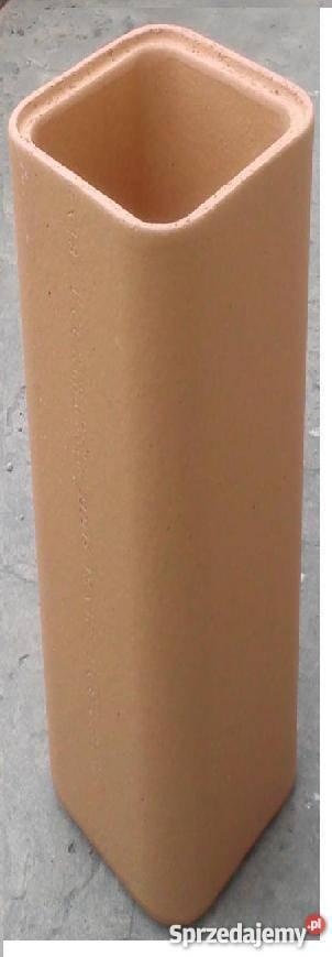 Najnowsze Wkłady przewody kominowe ceramiczne 180x180x500 System komin YZ58