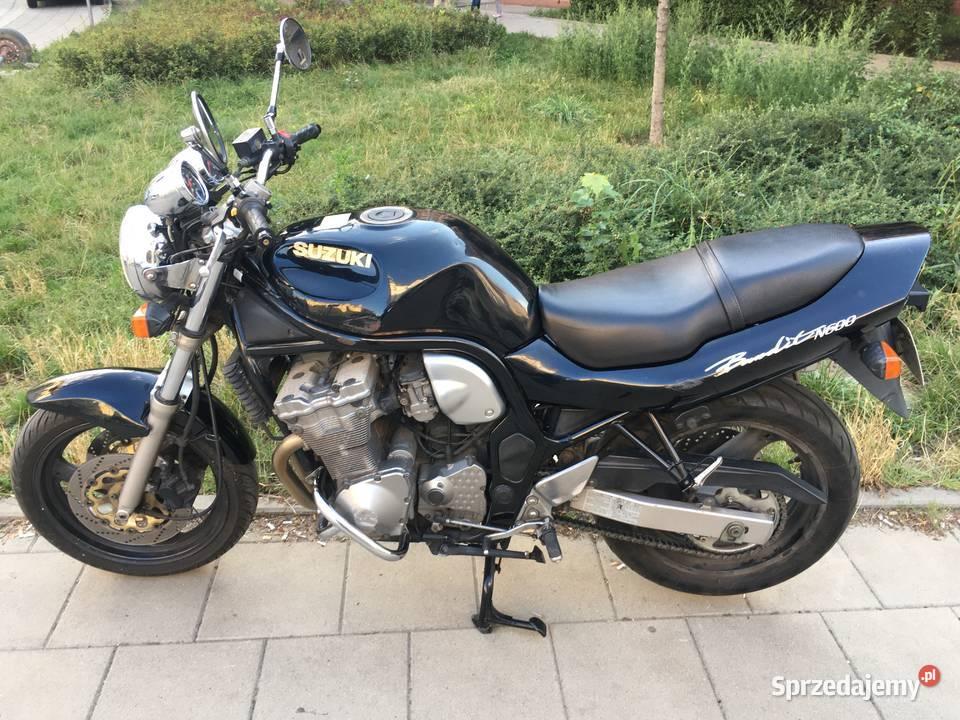 Suzuki GSF 600 BANDIT 600 (GN77B)