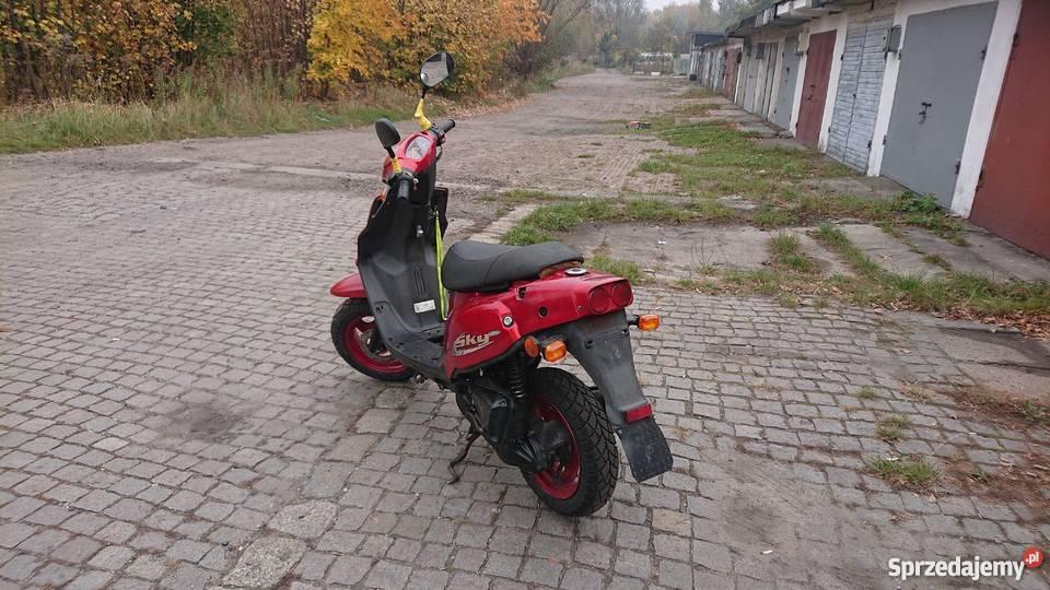 TGB ORION 101S skuter 50 tanio Mysłowice