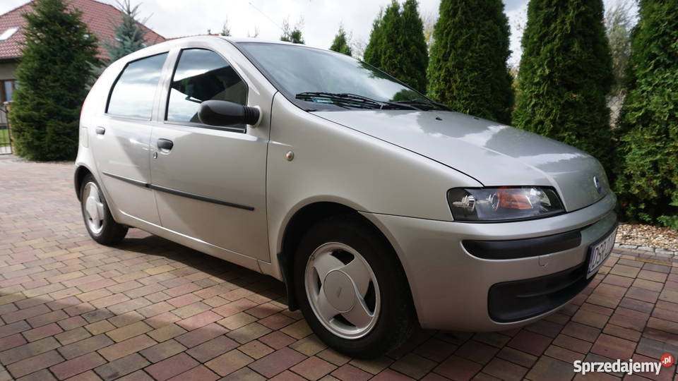 Fiat Punto II 20022003 Wrocław