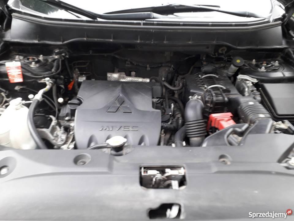 Eleganckie i bezpieczne Mitsubishi ASX ze Samochody osobowe Grudziądz sprzedam