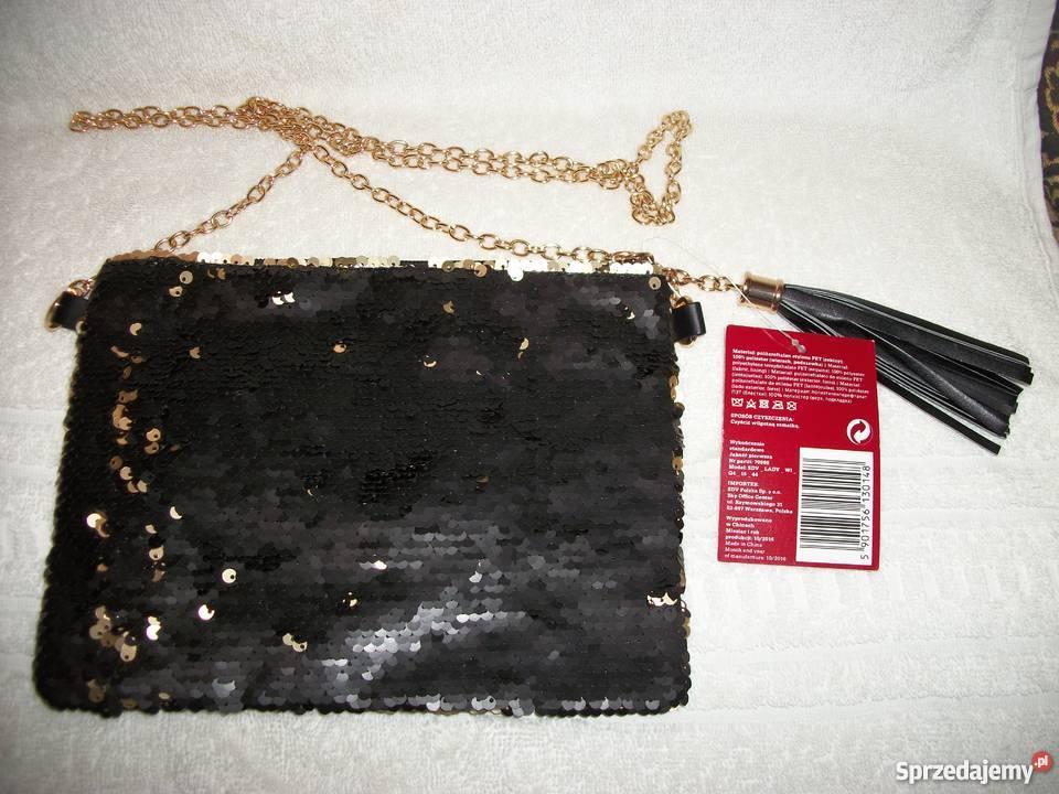 ccff669183faf MODNA torebka wieczorowawizytowa kopertówka z Wałbrzych