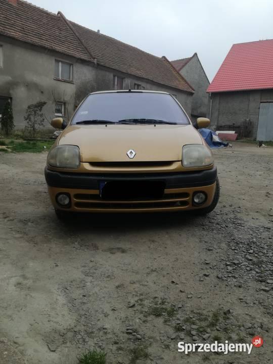 Sprzedam lub zamienie na inne auto Renault clio