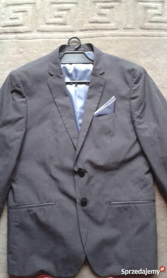 Ubrania męskie garnitury Biała Podlaska t shirty, koszule