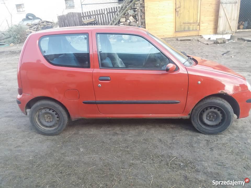 Fiat Seicento manualna Siedlce